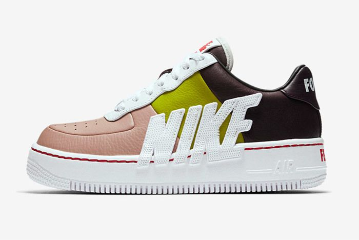 Nike Air Force 1 Upstep Sequin 1
