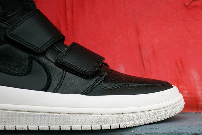 Air Jordan 1 Double Strap Black Sail 6 Sneaker Freaker