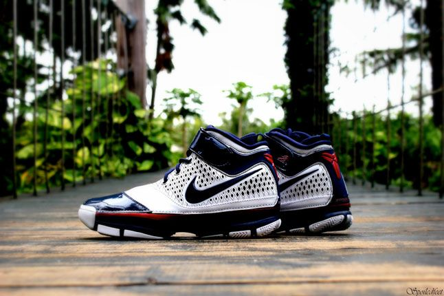 Nike Zoom Kobe 2 Usa 1