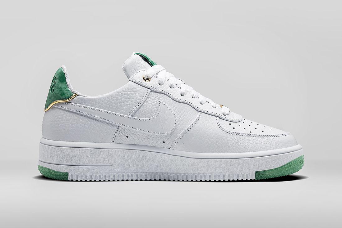 Nike Air Force 1 2017 Nai Ke Collection Jade2
