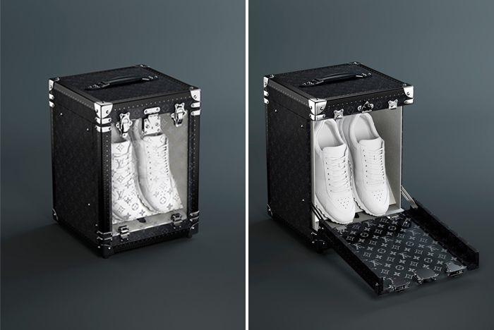 Louis Vuitton Sneaker Box Inside