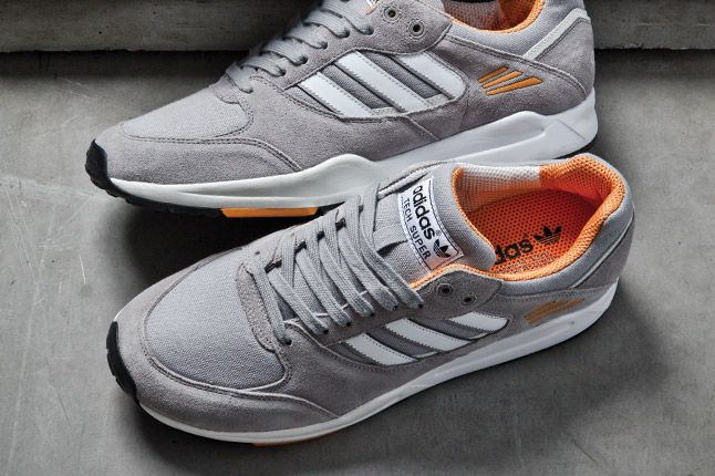Adidas Concrete Tech Super Orange 1