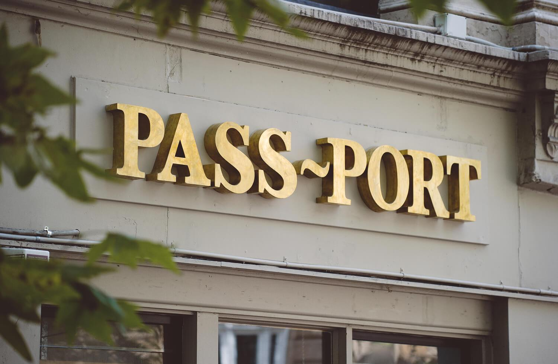 passport store sydney