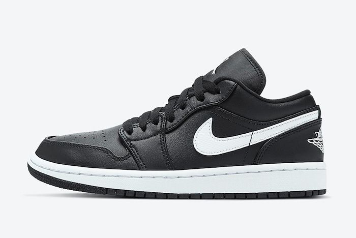 Air Jordan 1 Low Black White Ao9944 001 Release Date Official 7