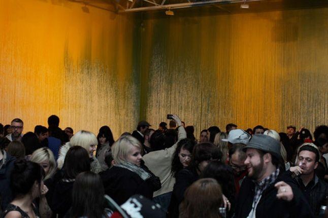 Krink G Shock Spray Paint The Walls Exhibition Recap 1 1