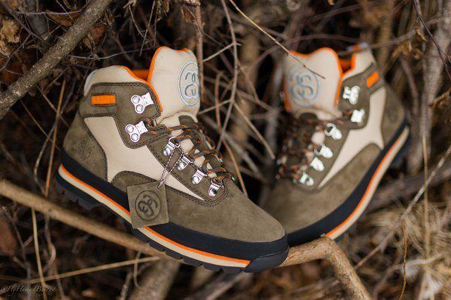 Stussy Timberland Euro Hiker Pack Bump 12