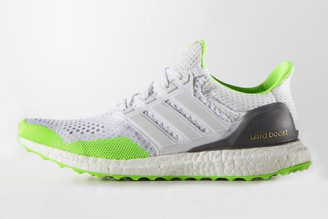 Kolor X Adidas Ultraboost Solar Green4