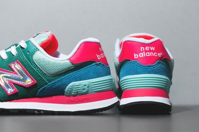 New Balance 574 Hologram Pack 7