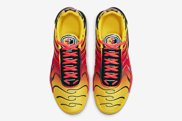 Nike Air Max Plus Gradient Tiger Top