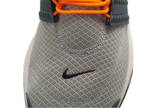 Nike Lunar Presto Stratagrey Orange Toe Detail 1