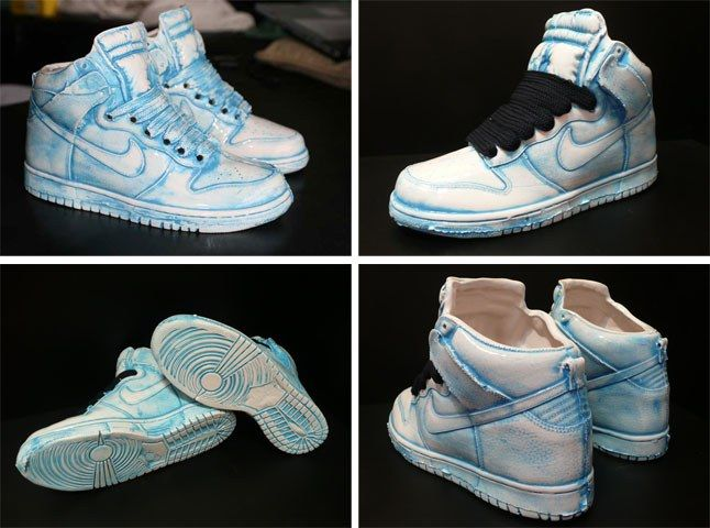 Soleheaven Exclusive Nike Ceramic Dunks By Jon Lawrence 4