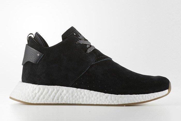 Adidas Nmd Cs2 Suede Black 1