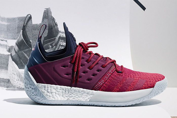 Adidas Harden Vol 2 Debut Colourways Revealed Sneaker Freaker 2