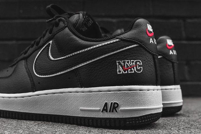 Nike Air Force 1 Low Nyc Black 7