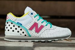 New Balance Wmns 996 Mid Polka Party Thumb