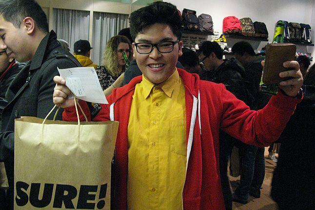 Nike Air Yeezy 1 Sure Store Raffle 21 1
