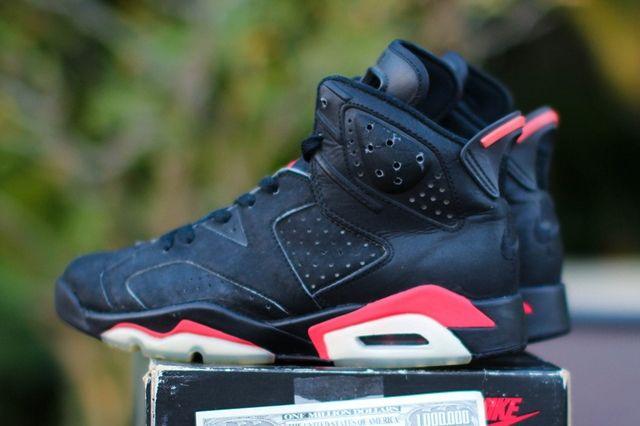 Og Air Jordan 6 Swapped Soles 2