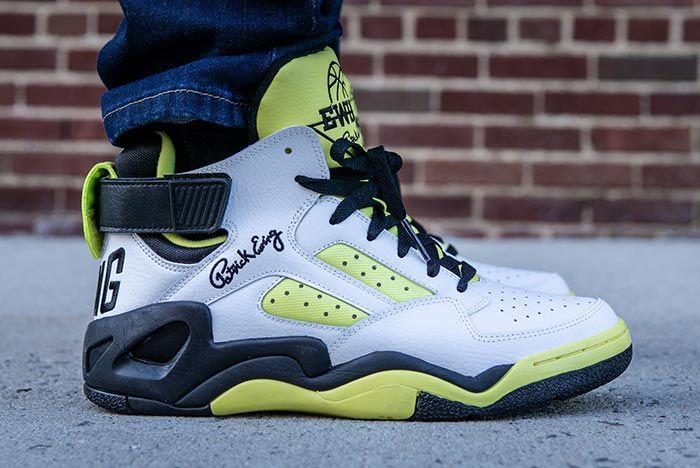 Ewing 33 High Right Side Green Grey