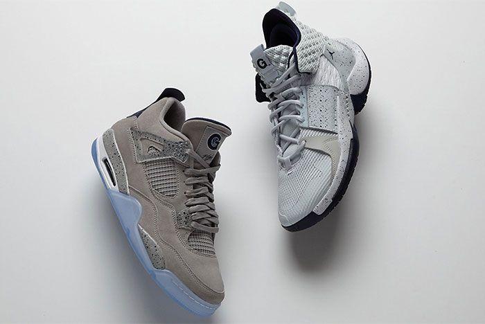 Air Jordan 4 Why Not Ncaa Pe Pair Side Shot5
