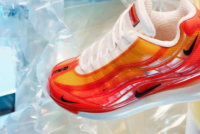 Heron Preston Nike Air Max By You Side Shot 5