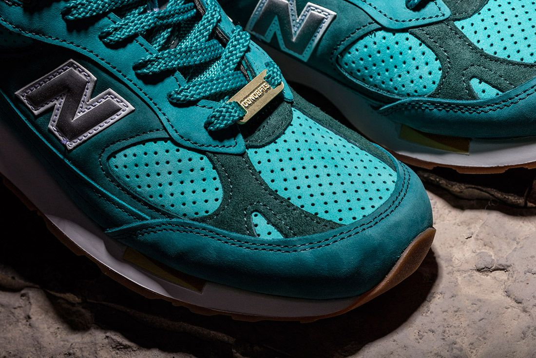 New Balance Concepts 991 5 Lake Havasu 7
