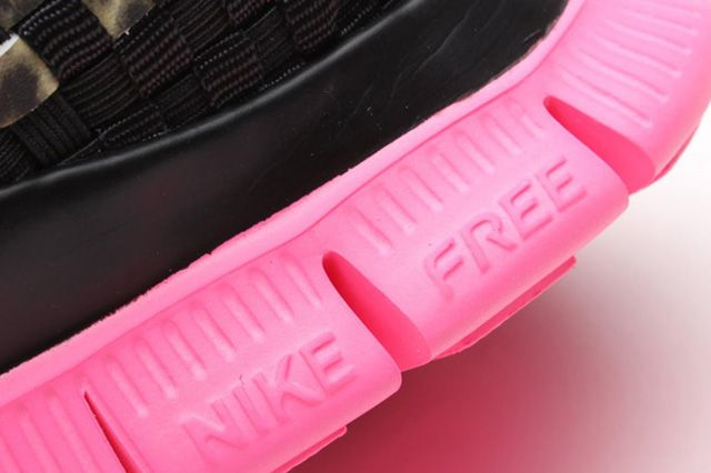 Nike Free Woven Atmos Exclusive Animal Camo Pack 91