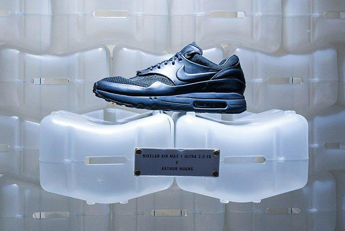 Look Inside Arthur Huangs Nikelab Air Max 1 Royal Box Pop Up Feature