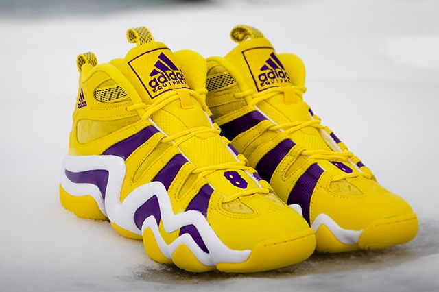 Adidas Crazy 8 Los Angeles Lakers 2