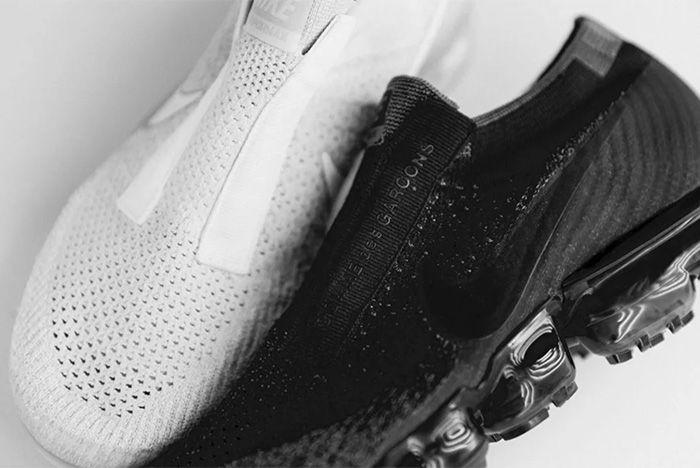 Comme Des Garcon X Nike Air Vapormax 3