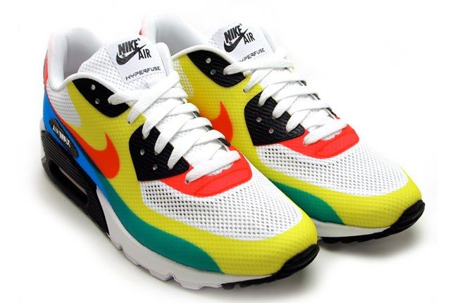 Niek Air Max 90 Hyperfuse Olympics 1 1