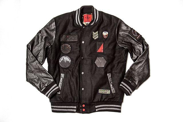 Ponyx Rothco 02 Jacket