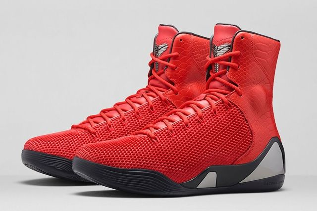 Nike Kobe 9 Ext Challenge Red 5