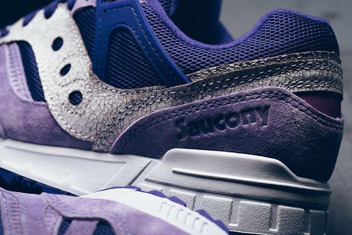 Saucony Grid Sd Garden District Pack 5 Sneaker Freaker