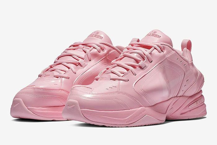 Nike Air Monarch 4 Martine Rose Pink At3147 600 Release Date