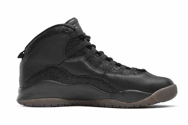 Drake Air Jordan Octobers Very Own Black 10