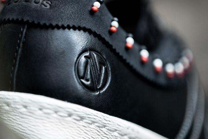 Invincible Adidas Consortium Superstar 80V 4