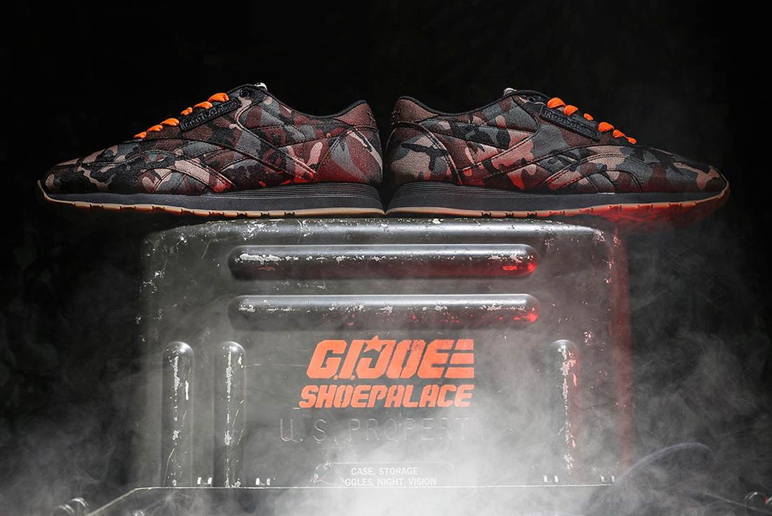 Shoe Palace X Reebok Gi Joe Classic 56