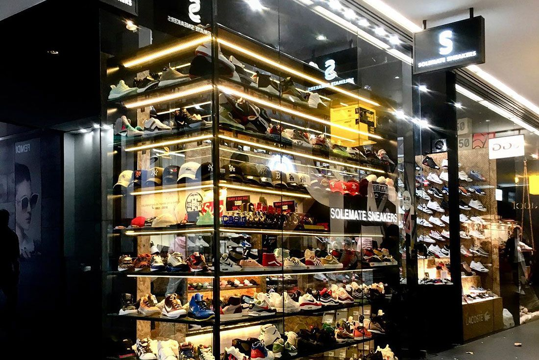 Solemate Sneakers Store