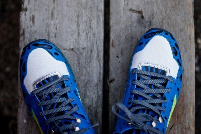 Adidas Opening Ceremony Newyork Runner Blue Aerial 1