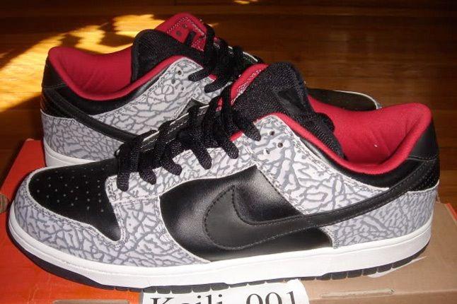 Nike Supreme Sb Dunk Low 1