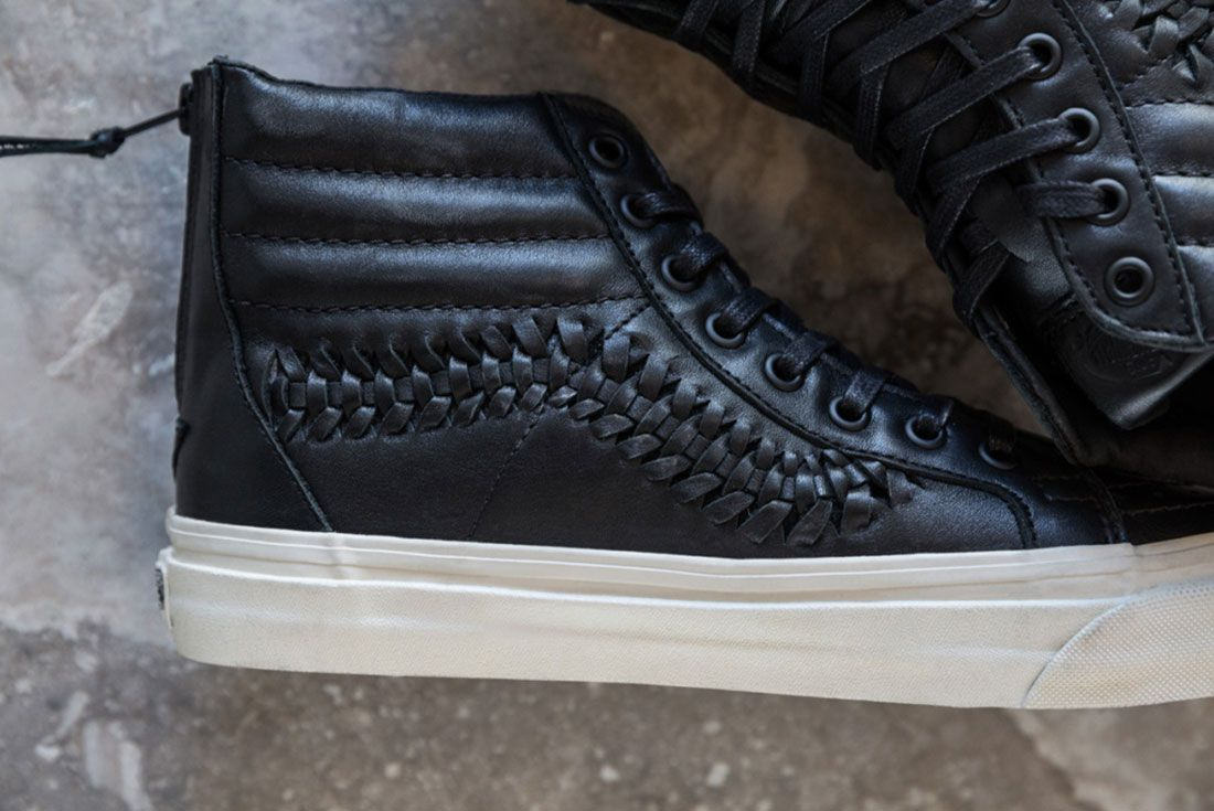 Vans Woven Leather Collection 11