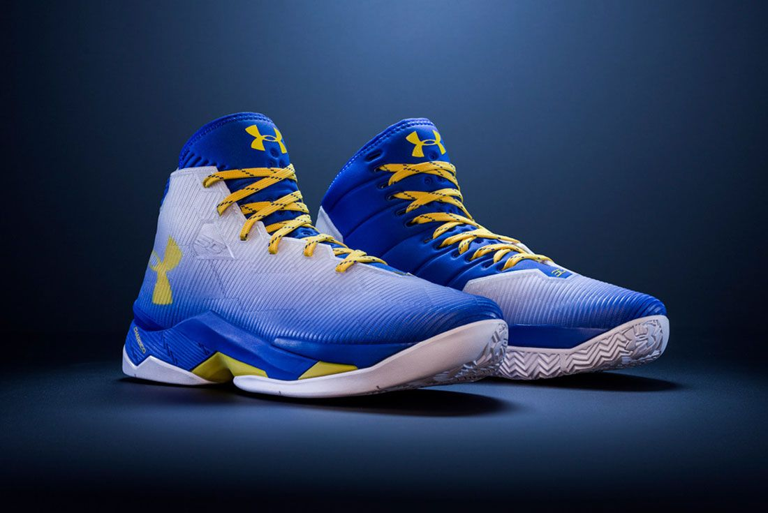 Under Armour Curry 2 5 1100 1