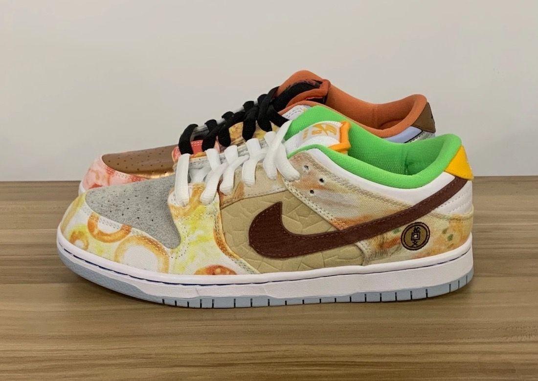 Up Close: Nike SB Dunk Low 'CNY'