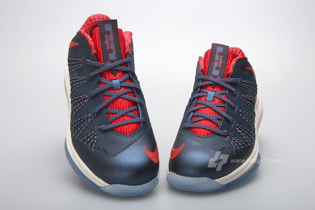 Nike Lebron X Low Usa Front Hero 1
