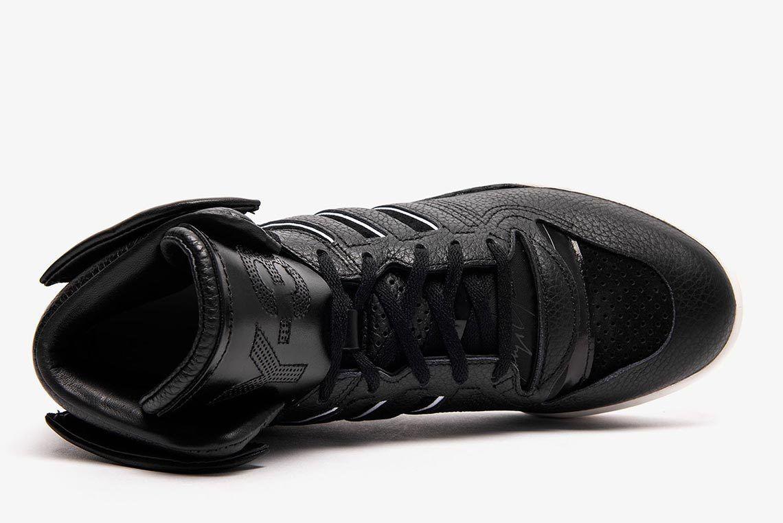 Adidas Y3 Hayworth Black Top Shot 3