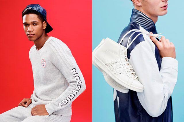 Adidas X Opening Ceremony Ss14 2