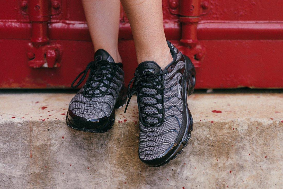 Nike Air Max Plus Tn Black 1