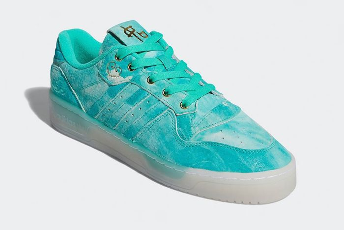 Adidas Rivalry Low Singles Day Front Full