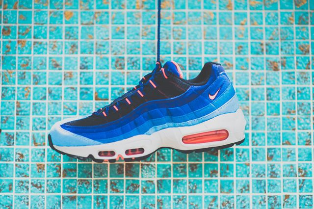 Nike Air Max 95 Surf Mango Bump 3