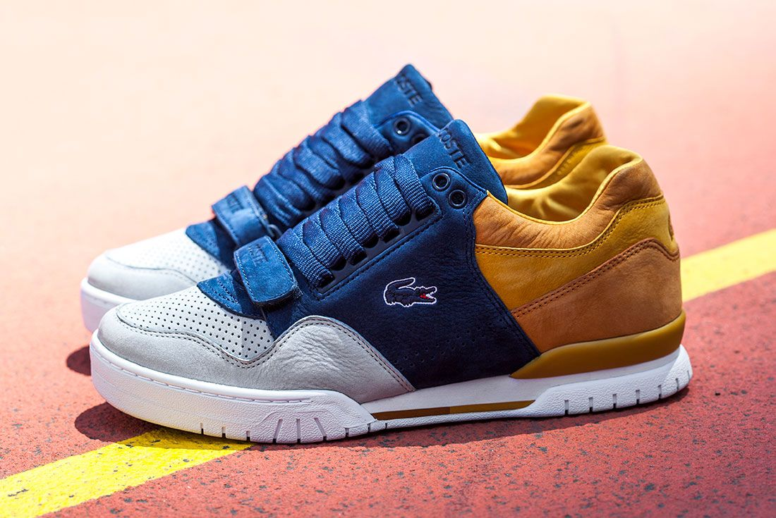 Lacoste Sf Golden 1 Pair Side